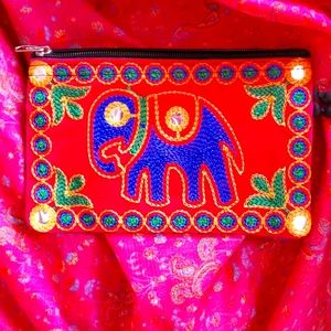 Wristlet from India